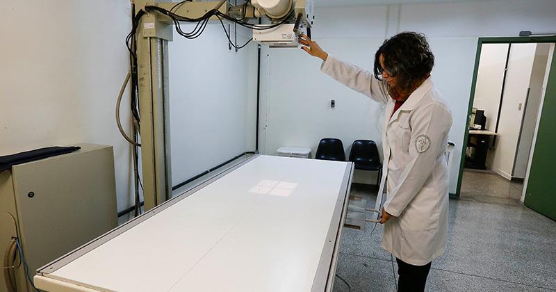 Estudo propõe reduzir radiação para exames de imagem pediátricos
