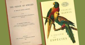 """Nova edição de """"A Origem das Espécies"""" traz Darwin mais """"radical"""""""