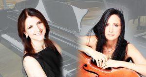 Dupla feminina faz concerto na USP nesta quarta-feira