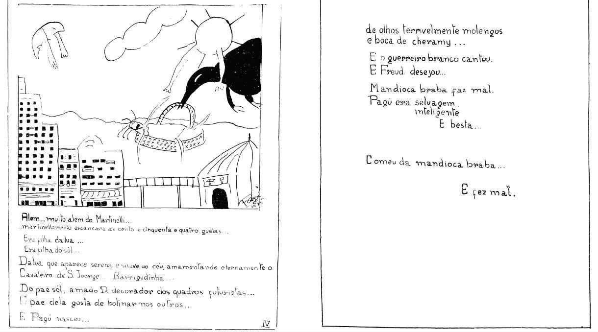 Patrícia Galvão, a Pagu: pioneirismo em política, feminismo e poesia