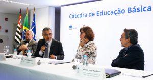 USP lança Cátedra de Educação Básica e dá voz aos professores