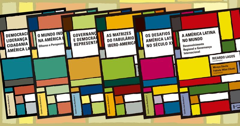 c64f3995449 Os seis volumes produzidos pela Cátedra José Bonifácio da USP  estudos  relevantes sobre a economia