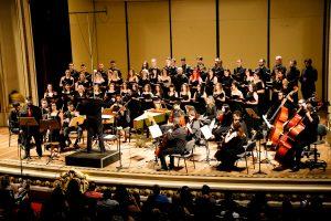Tradicional ConcertodeNatalda Reitoria foi virtual