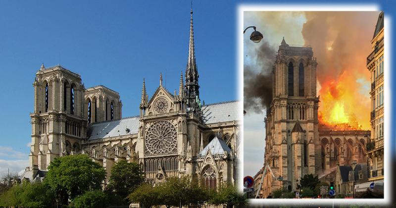 Restauração da Catedral de Notre-Dame se tornará legado deste ...