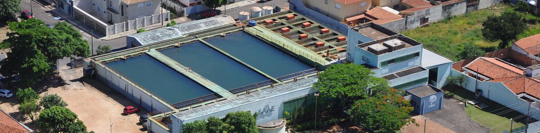 Estações de tratamento de água não foram projetadas para detectar presença de contaminantes emergentes – Foto: SAAE São Carlos