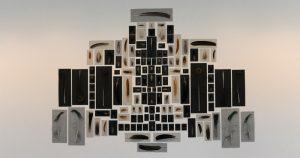 Exposição Laboratório dos alunos do departamento de artes plásticas da ECA. Foto: Cecília Bastos/USP Imagens