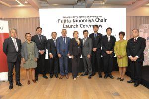 Faculdade de Direito inaugura Cátedra Fujita-Ninomiya