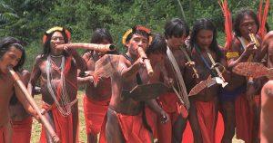 Indígenas amazônicos estão morrendo na cidade