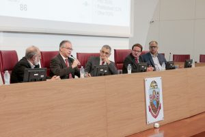 Reitores das universidades paulistas debatem a diplomacia científica