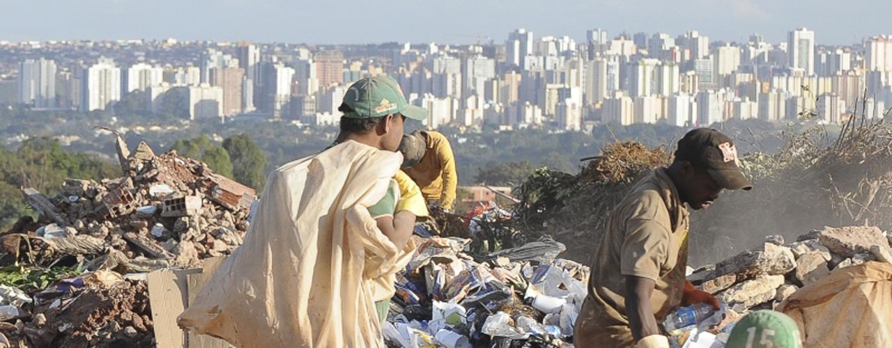 Cresce a desigualdade de renda no Brasil 1
