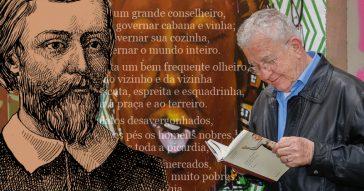 """""""Para entender a poesia de Gregório de Matos, é preciso saber quem foi ele"""""""