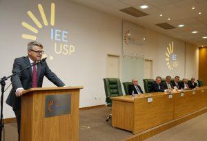 Fortalecer o IEE como instituto de pesquisa é uma das metas da nova gestão