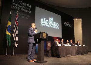 Fórum internacional discute segurança pública e digital