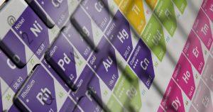 """""""Genoma"""" dos elementos químicos agiliza criação de materiais e produtos inovadores"""