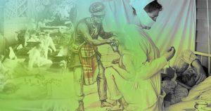 Epidemias e pandemias moldaram a civilização humana