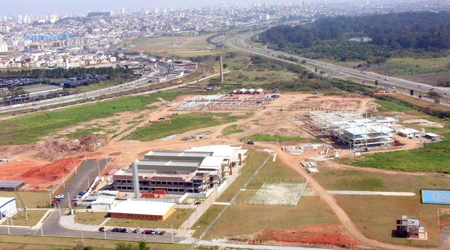 USP Leste em construção - Foto: Ernani Coimbra/USP Imagens