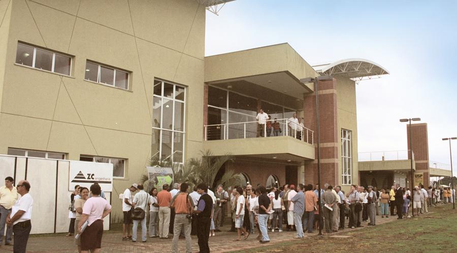 Inauguração do novo campus da USP na zona leste - Foto: Francisco Emolo/USP Imagens