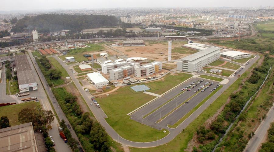 USP Leste em construção - Foto: Jorge Maruta/USP Imagens