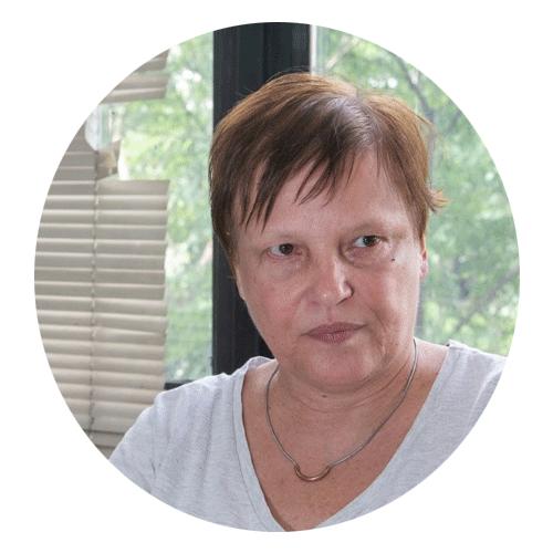Professora: Eugenia Costanzi Strauss - Foto: Marcos Santos/USP Imagens
