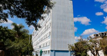 Conjunto Residencial da USP (Crusp) - Foto: Cecília Bastos/USP Imagens