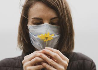 Se a correlação entre o novo coronavírus e a perda de olfato se confirmar, o grupo de pesquisadores pretende aprofundar as análises para entender de que forma o vírus afeta o funcionamento do epitélio olfatório. - Foto: Pixabay