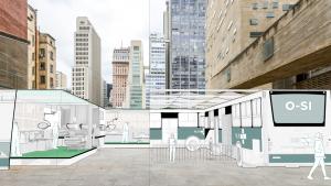 Projeto propõe adaptação de ônibus para uso clínico de unidades móveis de saúde