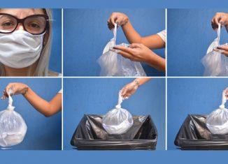 Máscaras - Fotomontagem: Henrique Pinheiro - Reprodução