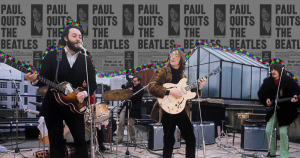 Don't let me down – ou quando os Beatles subiram no telhado