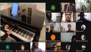 Encontros virtuais promovem saúde e engajam estudantes