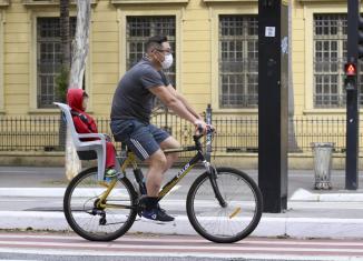 Há dúvidas de que tirar São Paulo do isolamento social seja adequado no momento, tendo em vista o grande aumento de casos - Imagem: Governo do Estado de São Paulo