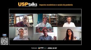 Pesquisadores falam sobre os impactos socioeconômicos da pandemia de coronavírus