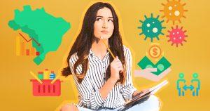 Texto sobre efeitos econômicos da pandemia pode premiar alunos da rede pública