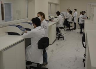 Estudo genômico que vai investigar fatores genéticos que podem estar ligados à gravidade da covid-19 dará início as trabalhos do Instituto de Pesquisa para o Câncer (IPEC) -Imagem: Sandra Meira