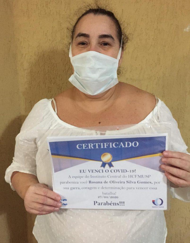 Rosana Gomes - Foto Divulgação FMUSP