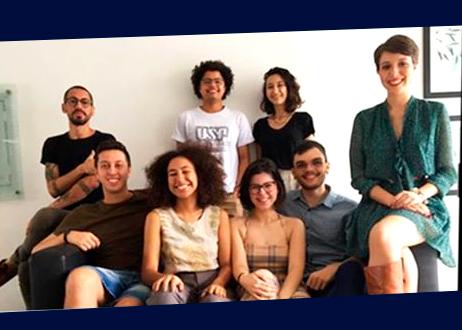 Equipe de pesquisadores que participaram do relatório
