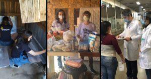Estudantes da USP se organizam para combater os efeitos da pandemia