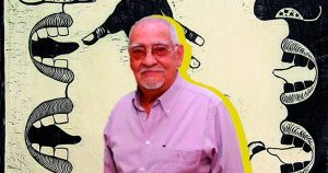A arte de Antonio Henrique Amaral é resistência