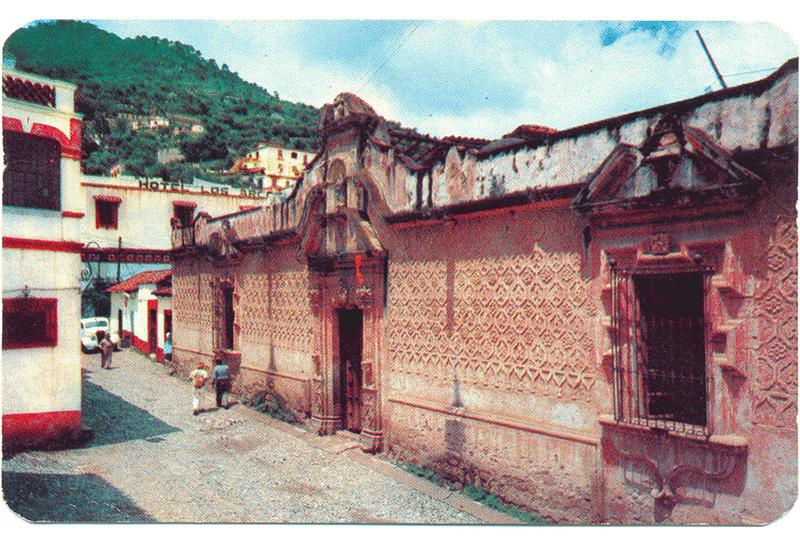 Cartão postal de Fernando Henrique Cardoso para Florestan Fernandes, enviado do México