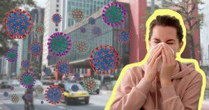 Presença comprovada do coronavírus no ar reforça necessidade da boa ventilação de ambientes