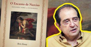 """Livro """"O Encanto de Narciso"""" explora o universo da fotografia"""