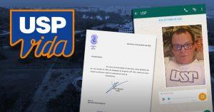 Em resposta à carta da Reitoria, ator destaca seu orgulho pela USP