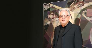 O professor Carlos Roberto Ferreira Brandão, novo diretor-presidente da Editora da USP (Edusp) - Foto: Cecília Bastos/USP Imagens