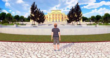 Aplicativo permite passeio virtual pelo Museu do Ipiranga