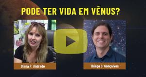 Pode haver vida em Vênus?