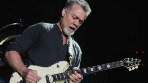 Morre Eddie Van Halen, um dos deuses da guitarra