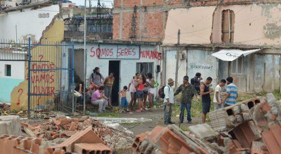 Favela do Metrô-Mangueira, na zona norte da cidade do Rio - Foto: Tânia Rêgo/Agência Brasil