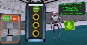 Oficina on-line ensina noções de programação dentro de uma estação espacial
