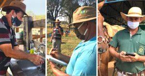 Ações educativas buscam conter avanço da covid-19 em áreas rurais