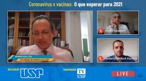 Coronavírus x vacinas: o que esperar para 2021