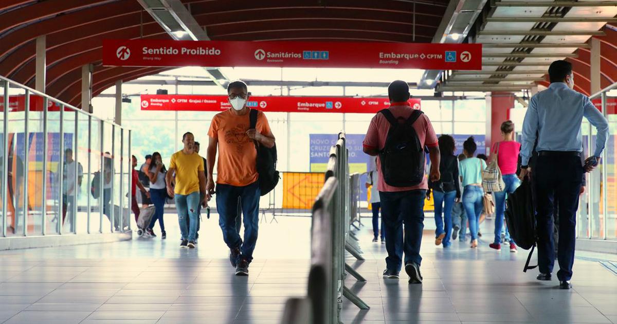 Estação Pinheiros - Foto: Rovena Rosa/Agência Brasil